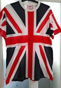 Union jack all over men T-Shirts L/XL/XXL