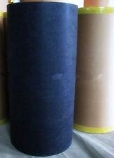 Black fiberglass tissue (light chopped strand mat) veil 15 yards
