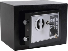 Digital Electronic Safe Box Lock Fireproof Security Home Hotel Office Money Cash