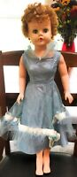 Vintage Darling Debbie Deluxe Reading 1950s, Grocery Store Glamour fashion Doll
