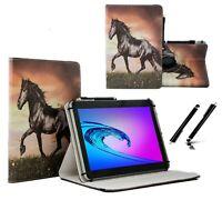 """Tablet Tasche 10.5"""" für Samsung Galaxy Tab 10.5 LTE Schutzhülle Pferd 360"""