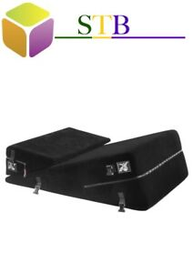 liberator wedge ramp combo black sex bedroom furniture water proof black label
