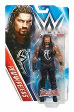 "RARE WWE MATTEL ""Roman Reigns"" WRESTLEMANIA 32 Wrestling Figure - New"