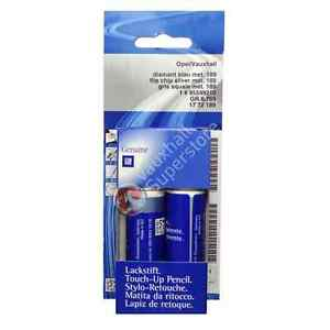 VAUXHALL TOUCH UP PAINT - GENUINE NEW - PAINT CODE 189 - FLIP CHIP SILVER