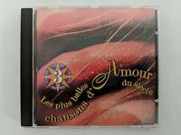 Les Plus Belles Chansons d'Amour du Siecle CD SDC-7038 Montand Trenet Aznavour