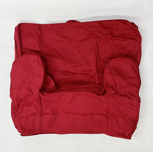 Pottery Barn KIDS My First Anywhere Chair Slipcover~Red~NO MONO