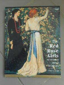 The Red Rose Girls by Alice A Carter *SIGNED* An Uncommon Story of Art and Love