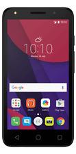 Nuovo di Zecca Alcatel Pixi 4 4 pollici Simfree-Smartphone Sbloccato-Nera