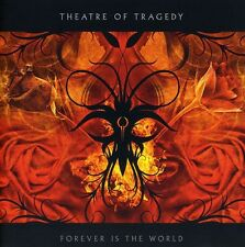 Theatre of Tragedy - Forever Is the World [New CD]