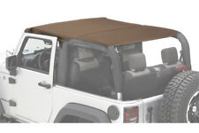 Outland 917117 Island Topper fits 2004-06 Jeep Wrangler Unlimited - Spice Denim