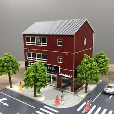 1:160 Outland Building Model 3 Story Dress Store Outland Building Model N Scale