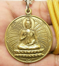 GUAN YIN KUAN QUAN IM MERCY GOD BUDDHA YIN & YANG PENDANT SUCCESS LUCKY NECKLACE