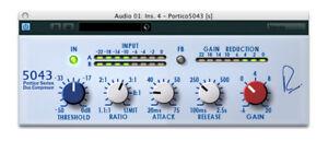 Steinberg RND Portico 5043 compressor dynamics software download