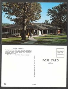 Old Missouri Postcard - Caulfield - Cloud 9 Dude Ranch