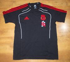 Adidas Liverpool Camisa de Ocio (Talla M)