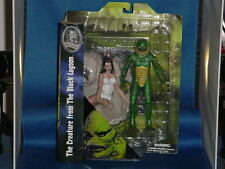 UNIVERSAL DIAMOND SELECT TOYS Creature From The Black Lagoon with KAY LAWRENCE