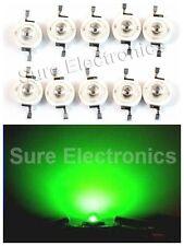 50pcs 1W 1Watt High Power Green LED Beads Lamp Bulb wholesale DIY