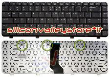 Tastiera USA K061130A1 Nero HP Pavilion DV2001TU, DV2001TX, DV2001XX