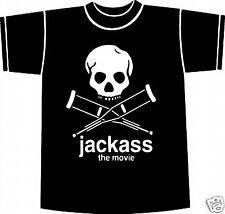 Jackass the movie T-Shirt Excellent Print NEW MEDIUM