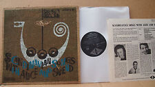 SCANDINAVIAN SONGS WITH ALICE AND SVEND ORIGINAL OZ PRESSING WITH HESSIAN COVER