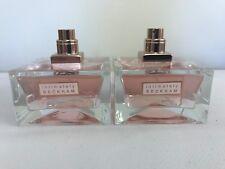 2 x Beckham Intimately Women 75ml Eau De Toilette Spray - New & Supplied Unboxed