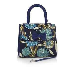 Ruby Shoo Santiago Handbag in Blue