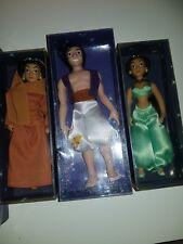 Disney Deagostini Porcelain Dolls-Alladin , Princess Jasmine