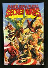 MARVEL SUPERHEROES SECRET WARS TRADE PAPERBACK NM