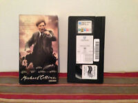 Michael Collins (VHS, 1997) tape & sleeve FRENCH
