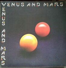 Wings / Venus And Mars uk 1975 very good+ lp vinyl