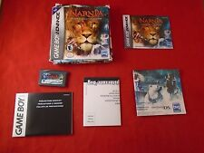 Chronicles of Narnia: The Lion, the Witch, & Wardrobe Game Boy Advance COMPLETE