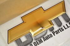 2006-2009 Chevrolet Equinox Gold Bow Tie Rear Liftgate Emblem OEM new