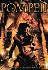 NEW DVD //  POMPEII - Kit Harington, Carrie-Anne Moss, Emily Browning, Adewale A
