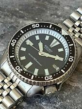 VINTAGE SEIKO DIVER 7002-700J AUTOMATIC MEN'S WATCH NOVEMBER 1990 SN 0N0157