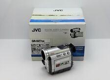 NEW JVC GR-DZ7EK CAMCORDER BOXED MINI DV DIGITAL TAPE VIDEO CAMERA DZ7