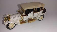 Franklin Mint 1911 Rolls Royce Tourer 1:24 Scale Model Car