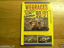 873 WEGRACE OP MOTOREN 1990-91, SUZUKI RGV500,CAGIVA