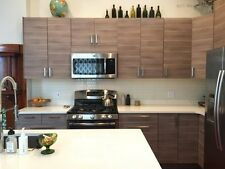 Ikea Sofielund Gray Walnut Cabinet Doors & Drawer Faces-Akurum Kitchen