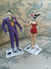 Batman Mad Love The Joker And Harley Quinn Figures DC Collectible