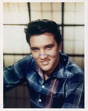 ELVIS PRESLEY IN THE 1950S HANDSOME 8X10 PHOTO