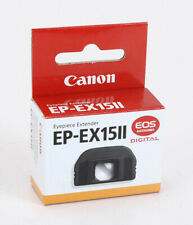 CANON EP-EX15II EYEPIECE EXTENDER FOR SOME EOS DIGITAL MODELS, BOXED/213168