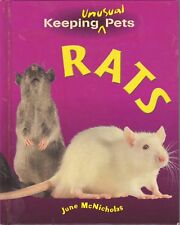 Rats - Keeping Unusual Pets - June McNicholas Englisches Buch über Ratten Ratte