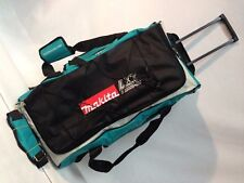Makita 831269 3 LXT Heavy Duty Large Contractors Tool Bag With Wheels Handle