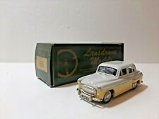LANSDOWNE models - LDM10 - HILLMAN MINX - THE GAY LOOK 1956