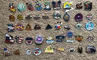 Official Disney World Trading Pins-Lot of 50-LE-HM-Rack-Cast-Marathon