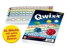 NSV Qwixx XL - Zusatzblöcke 2er Pack