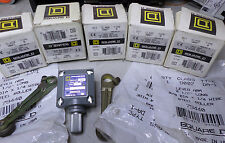 SQUARE D -- TURRET HEADS and LEVERS - BULK LOT of 5 -- 9007-B 50087 + 79440