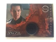 Angel Season 5 Pieceworks Card PW6 James Marsters As Spike