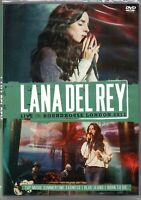 Lana Del Rey DVD Live In Round House London 2012 Brand New Sealed