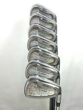 MIZUNO MX-20 FORGED IRONS 4-PW STIFF FLEX STEEL SHAFTS